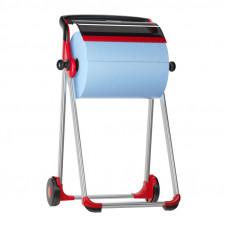 Диспенсер напольный для материалов в рулоне Tork 652008 красный