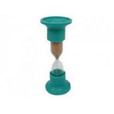 Часы песочные 15 минут стеклянные ЧПН-15