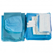 Комплект одежды врача-инфекциониста специальный для работы с возбудителями №1 нестерильный для работы с возбудителями 1-2 групп патогенно