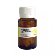 Губка для остановки капиллярного кровотечения с линкомицином Владмива Альванес 30 шт