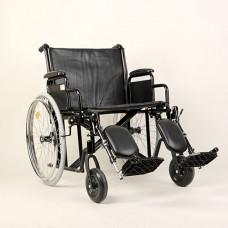 Кресло-коляска инвалидная Доброта Maxi широкая