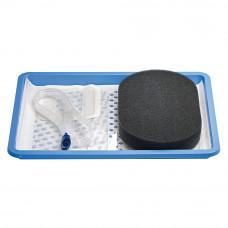 Набор для вакуумной терапии VivanoMed Foam Kit 4097241 стерильный L 26x15x3,2 см 10 шт