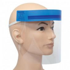 Экран-маска защитный для лица, пластмасса