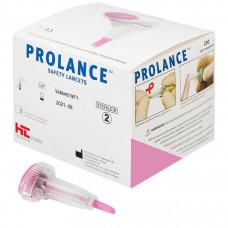 Скарификатор (ланцет) безопасный Prolance Pediatric, (лезвие) 1,2мм, 200шт./уп.