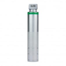 Рукоять ларингоскопа KaWe 03.41030.721 средняя 28 мм 2,5 LED повышенной яркости батареечная