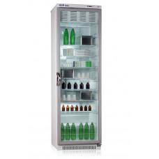 Холодильник фармацевтический c стеклянной дверью и замком Pozis ХФ-400-3