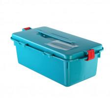 Емкость-контейнер КМ-Проект Safe Dez БМ-01 бирюзовый 4,5 л