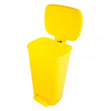 Бак для медицинских отходов Инновация класс Б 50 л желтый