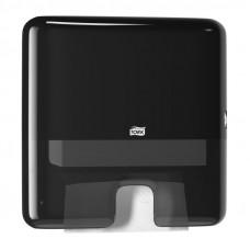 Мини-диспенсер для листовых полотенец Tork Xpress Multifold 552108 черный