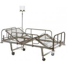 Кровать функциональная трехсекционная МСК-103 на колесах