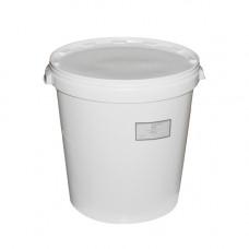 Бак для медицинских отходов Респект класс А 35 л белый
