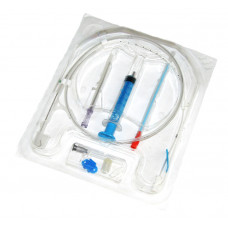Катетер венозный однопросветный центральный Alba Healthcare Т15121 20 см CH/FR 16 10 шт
