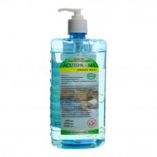 Асептик МЛ жидкое мыло антибактериальное - дозатор 1 л