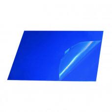 Коврик многосл.антибак.липкий 45х115 см 30слоев (8шт/уп) синий