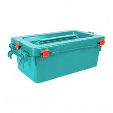 Емкость-контейнер КМ-Проект Safe Dez БМ-01 бирюзовый 12 л