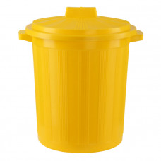 Бак для медицинских отходов КМ-проект класс Б 20 л желтый