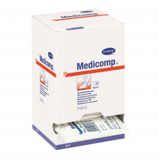 Салфетки Medicomp steril стерильные 10х10 см 25х2 шт