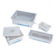 Ванна для стерилизации Schülke 144609 30 л белая крышка и кран для слива