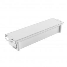 Емкость-контейнер ЕДПО-10Д-01 длиномерный с подставкой для эндоскопа 695х170х128 мм