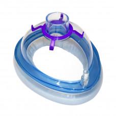Маска анестезиологическая Morton Medikal MN 126-06 одноразовая 4 средняя 220 мл
