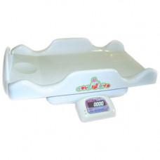 Весы электронные настольные Твес ВЭНд-01 Малыш 15-С-5 для новорожденных с поверкой