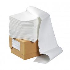 Бумага для анализатора Medonic М перфорированная А4 L-сложениия 1220 м 4000 листов