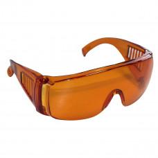 Очки светозащитные для гелиоламп