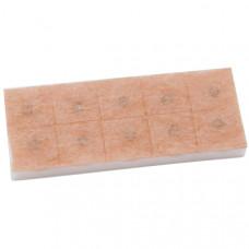 Иглы акупунктурные микро на пластыре стерильные 0,2х1,5 мм 100 шт