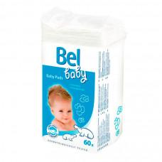 Подушечки ватные Bel Baby Pads детские 60 шт