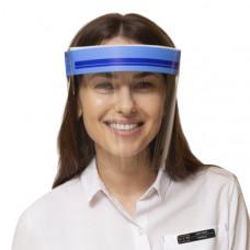 Щитки защитные лицевые СИНИЕ