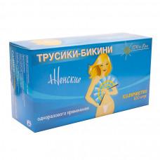 Трусики-бикини для депиляции женские White line 100 шт