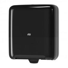 Диспенсер для рулонных полотенец Tork Matic 551008 черный