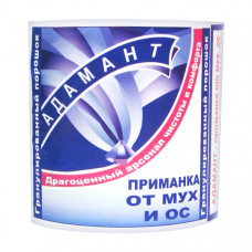Адамант-приманка от мух и ос 0,4 кг