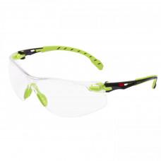 Очки открытые Solus 1000 поликарбонат, покрытие Scotchgard S1201SGAF-EU цвет линз прозрачный